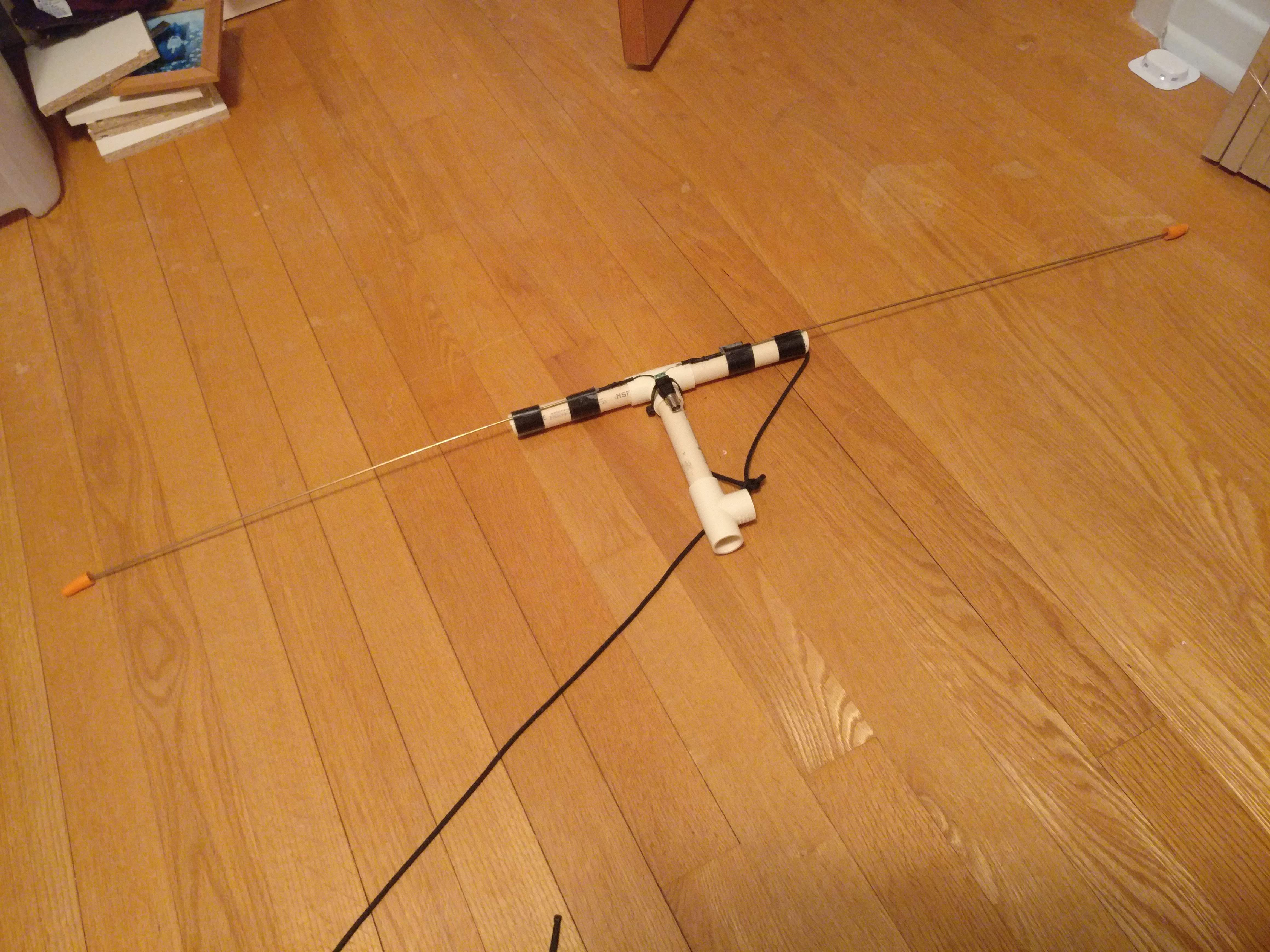 homebrew dipole