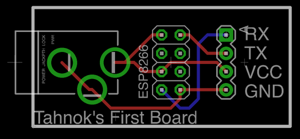 making PCB (not PCP)
